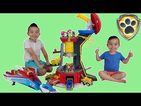 Paw Patrol Mighty Pups Epic Rescue Mission Fun With Ckn Toys Youtube Paw Patrol Toys Paw Patrol Mighty Pups Paw Patrol Costume