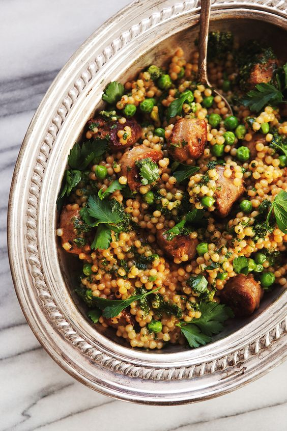 ... pesto israeli cous cous salad israeli couscous recipes happier st