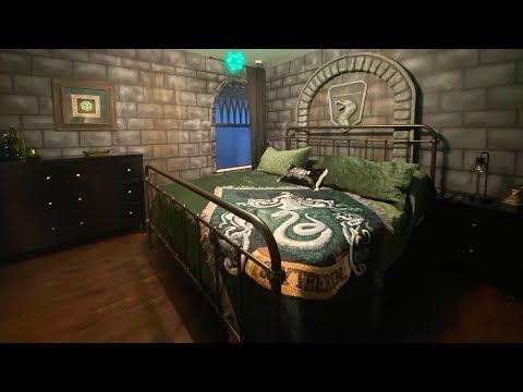 We Stayed At The Harry Potter House Wizards Way Airbnb Youtube Potters House Harry Potter Houses House