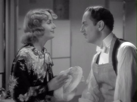 Carole Lombard & William Powell in My Man Godfrey...one of my favorite movies of all time!!!!