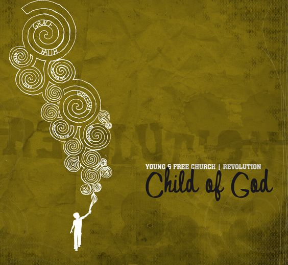 Young and Free Church | Revolution #jongenvrij #albumartwork #albumpackaging design by Studio Appel
