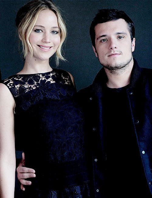 Joshifer - Jennifer Lawrence & Josh Hutcherson