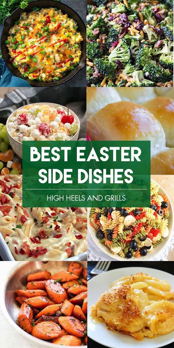 Best Easter Side Dishes