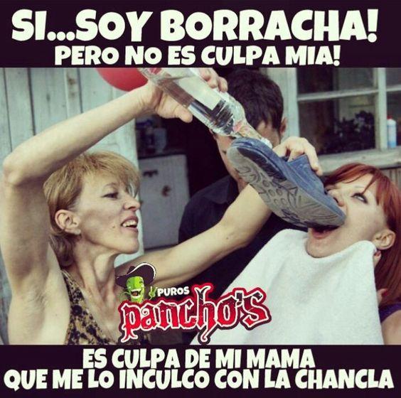 Soy borracha