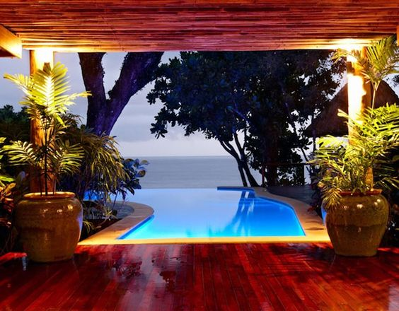 Tropical Inspirations To Escape Winter Blues