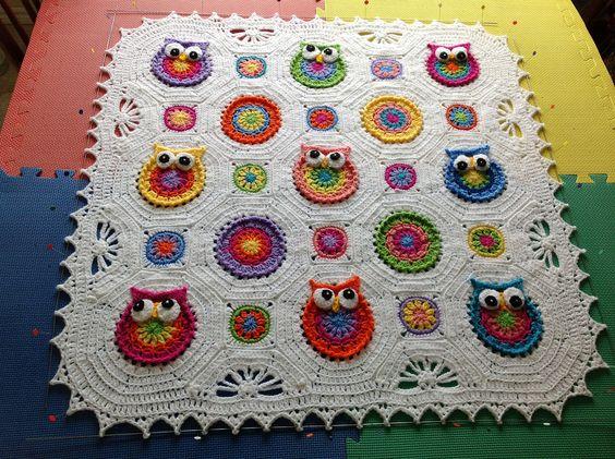 Crochet Pattern Owl Obsession Free : Pinterest The world s catalog of ideas