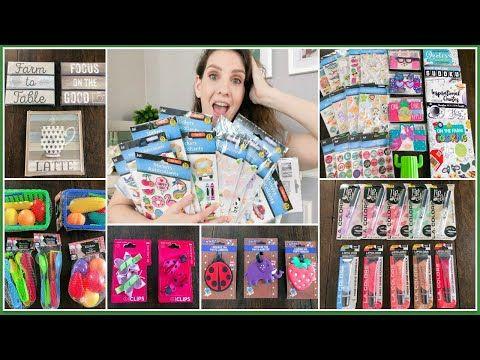 Dollar Tree Haul Farmhouse Coloring Book Toys Youtube Dollar Tree Haul Spring Diy Coloring Books