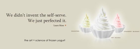 Yogurtology is so addictive!  Offers a crazy variety of self-serve frozen yogurt flavours and toppings to match.