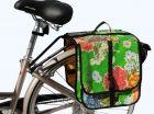Bike Pannier - Green Mums