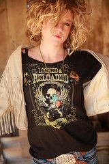 LOCked & RELOADed MIRAnda LAmbert tour tee (unisex)