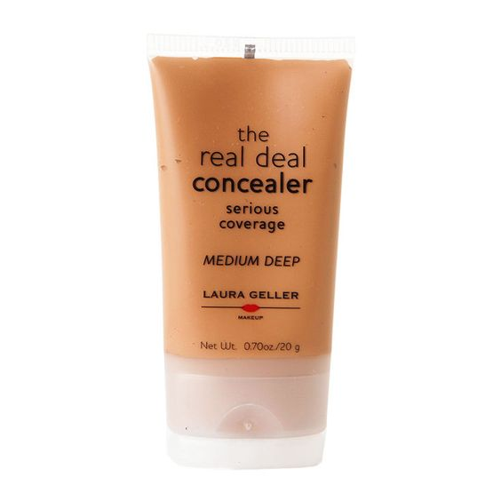Laura Geller Beauty The Real Deal Concealer Medium Deep .7 oz