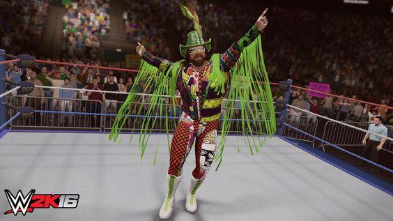 WWE 2k16 Game Screenshots