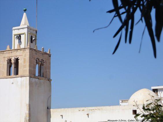 Mosquée sidi Idriss, Gabès