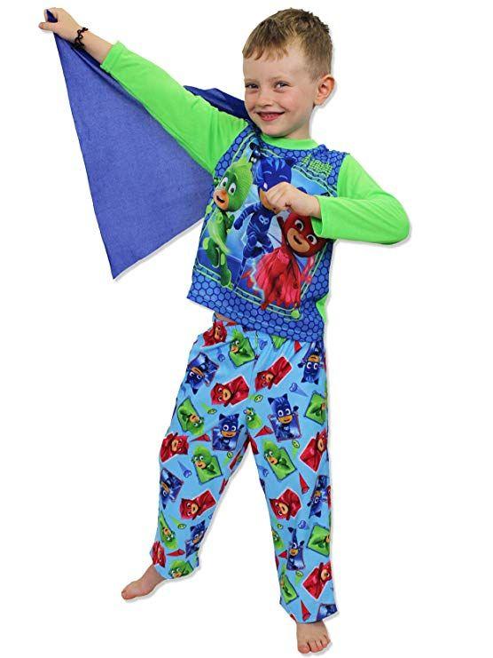 Sesame Street Toddler Boys/' Or Girls Christmas Holiday 2-Piece Pajama Coat Set
