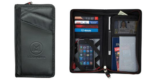 Elleven Jet Setter Travel Wallet form HotRef