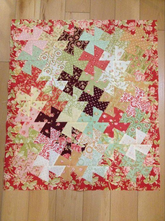 Au fil d'Emma - Idées patchwork et couture facile » patchwork machine