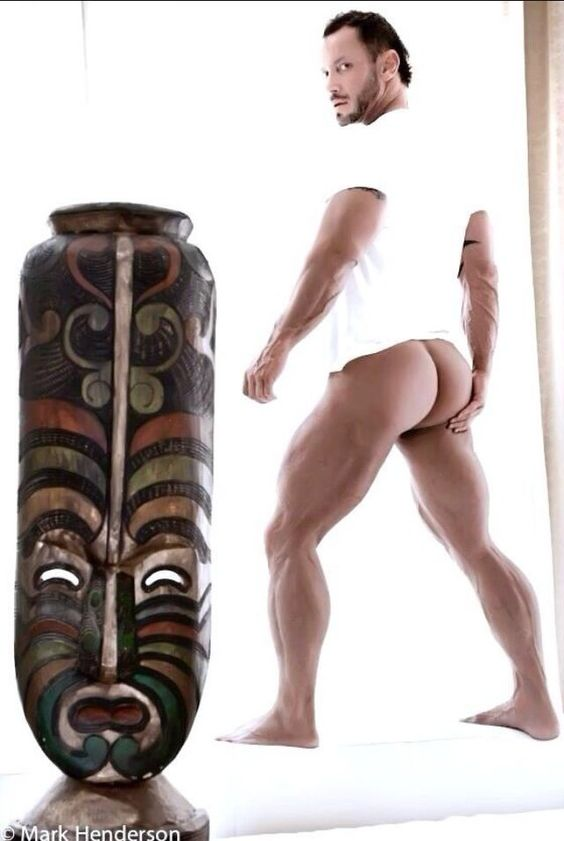 Scott Cullens ALWAYS PERFECTION FOR ONE ASS OF MALE....