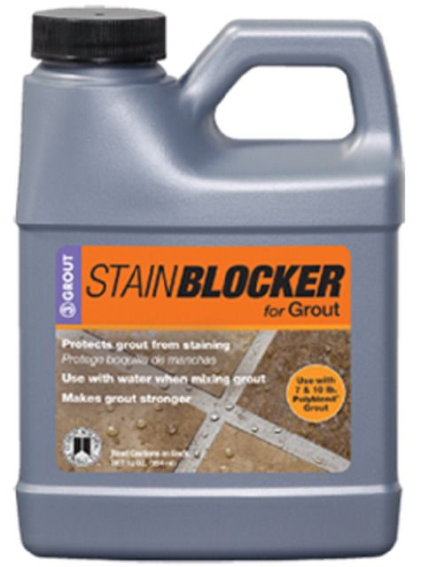 Stain Blocker For Grout Custom Building Products Grout Household Help Grout Additives