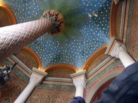 Drinnen Ist Fast Hoher Als Draussen Neuschwanstein Castle Castles Interior Germany Castles