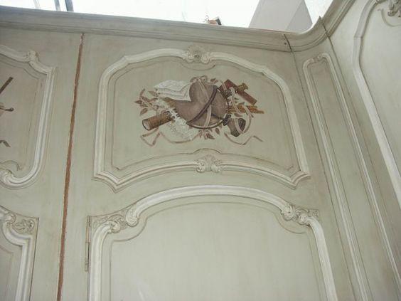 Boiserie De Chambre Style Louis  XV Modulable, Marseille Antiquites, Proantic