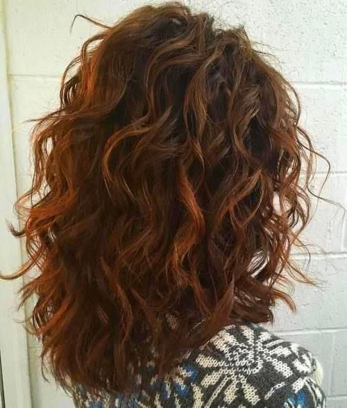 Pin On Permed Hairstyles