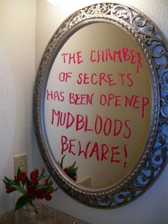 Mudbloods Beware