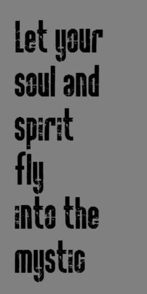 Into the Mystic   Van Morrison   Lyrics ☾☀ - YouTube
