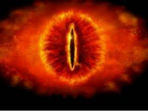 The All Seeing Eye In Lord Of The Rings