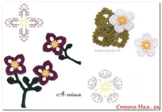 Fleur divers