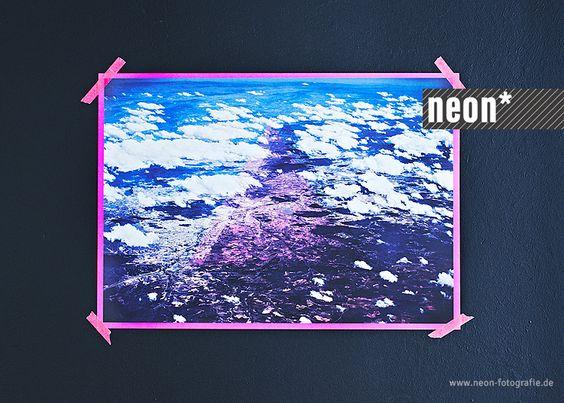 neon.print | WOLKEN in DIN A2 von www.neon-fotografie.de