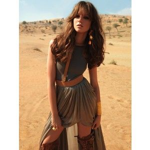 Nicole Hofman: Air France Madame, April 2011 > photo 155587 > fashion picture