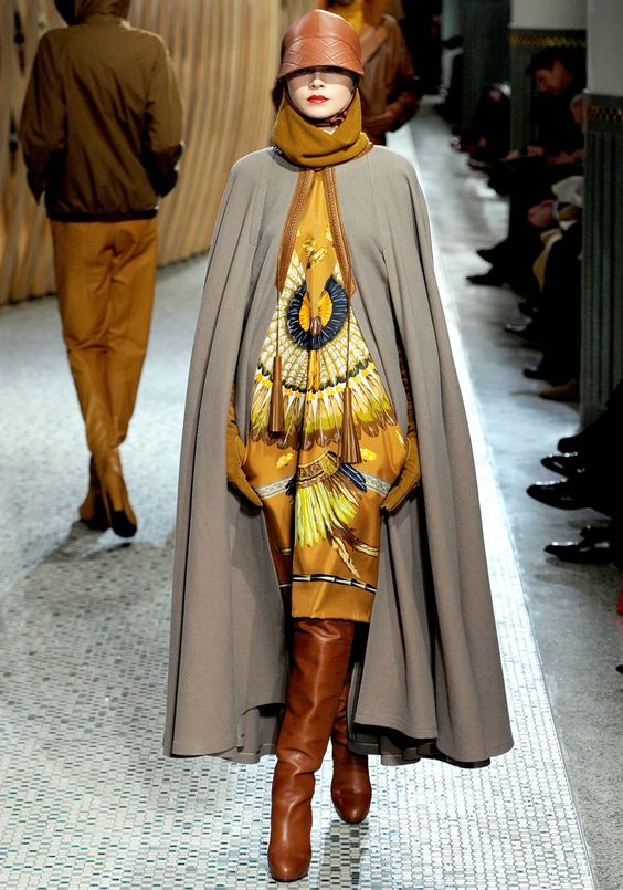 Hermès Fall 2011 RTW - Runway Photos - Collections - Vogue