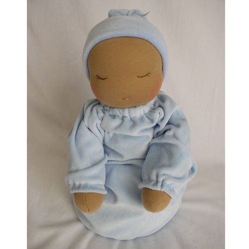 heavy baby waldorf doll for ages 1+