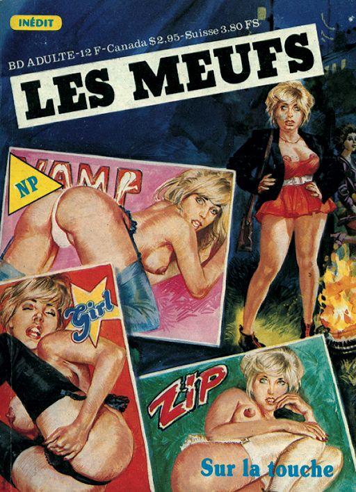 LES MEUFS - N° 19-  Sur la touche
