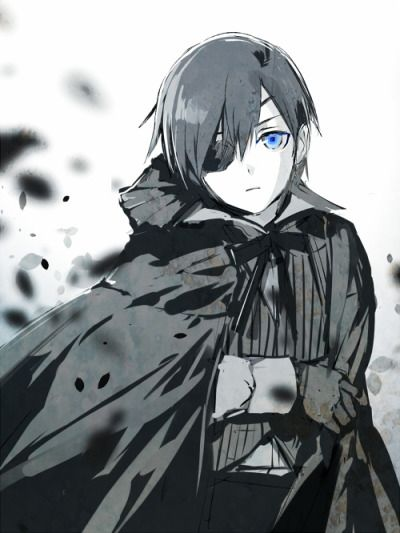 Ciel Phantomhive ♡ | Kuroshitsuji - Black Butler #Anime