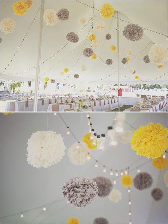 yellow and gray pouff and maybe add navy ones too?? - good website that gives you the price break down