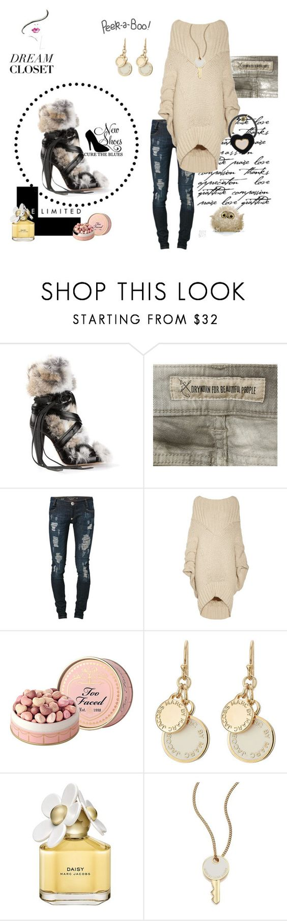 """""""Private wardrobe peek: my favorite winter boots❤️"""" by juliabachmann ❤ liked on Polyvore featuring mode, Peek, Isabel Marant, Drykorn, Philipp Plein, Donna Karan, Marc by Marc Jacobs en Marc Jacobs"""