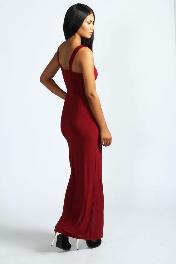 Kendal Plunge Neck Maxi Dress (1000×1500)