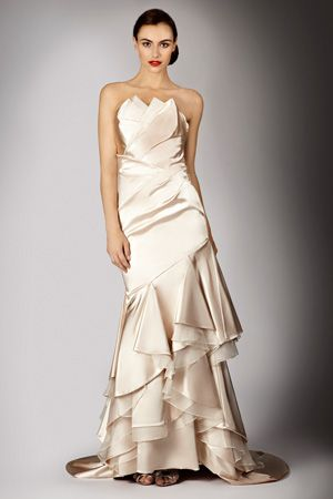 Coast wedding dress