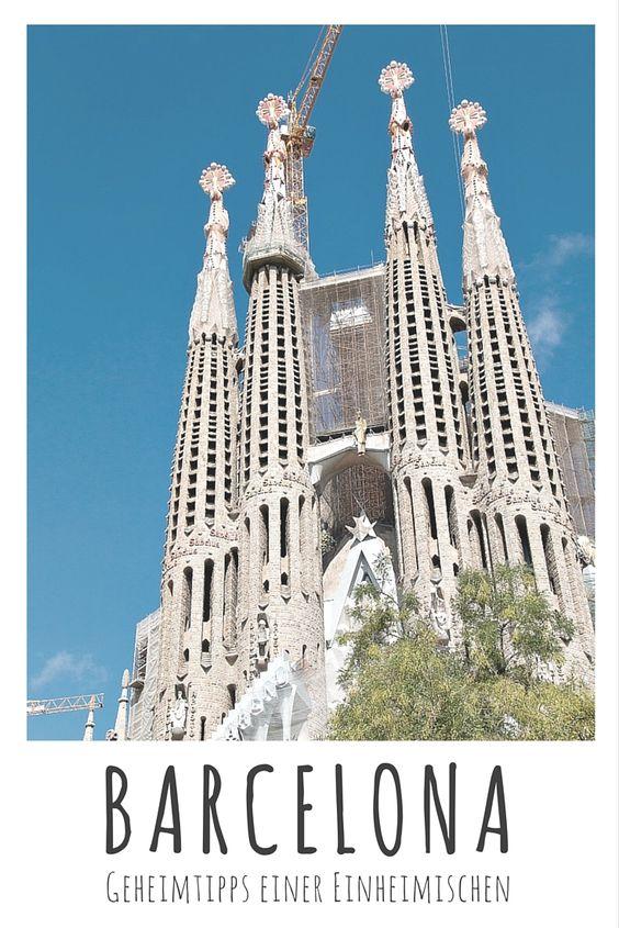 Barcelona: Geheimtipps einer Einheimischen                                                                                                                                                     More