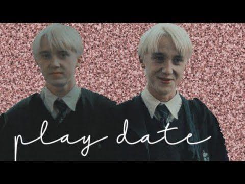 Draco Malfoy Play Date Youtube Draco Malfoy Draco Malfoy