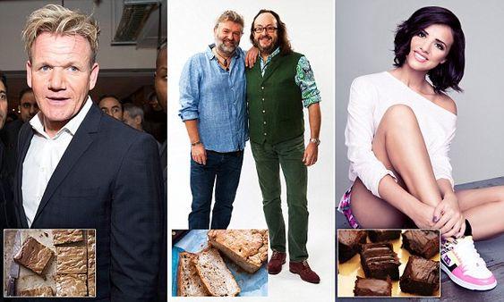 Celebrities share their favourite dessert recipes