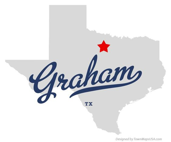 Maps Map Of Graham Texas Blog With Collection Of Maps All - Texas in map of usa