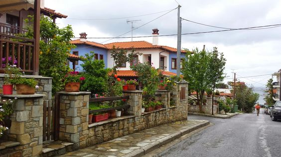 Ouranoupoli, Halkidiki, Greece