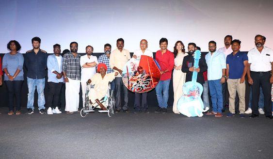 Actor Jiiva Speech At Gypsy Movie Audio Launch