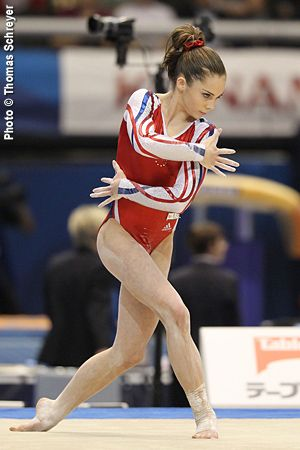 McKayla Maroney - World Champ