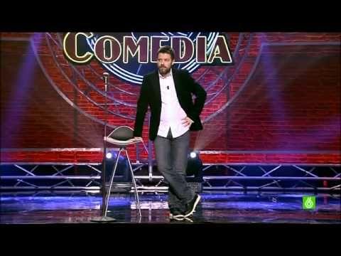 """Quequé - """"Facebook, Twitter y Badoo"""" 6-11-2011 Club de la Comedia"""