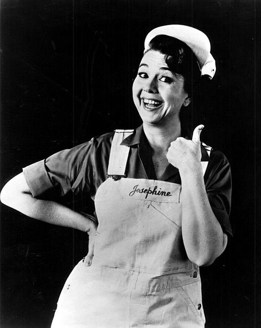 Child stars of the 30s jane withers as 39 josephine the plumber 39 in tv commercials for comet - Josephine tv ...