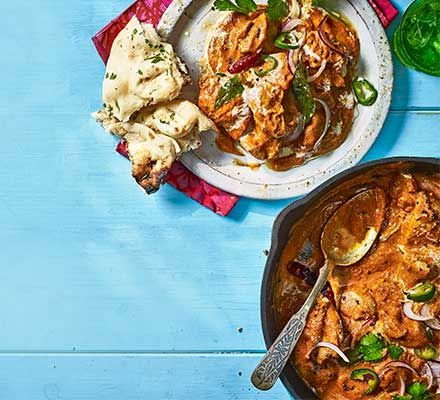 Old Delhi Style Butter Chicken Bbc Good Food Recipes Butter Chicken Recipes