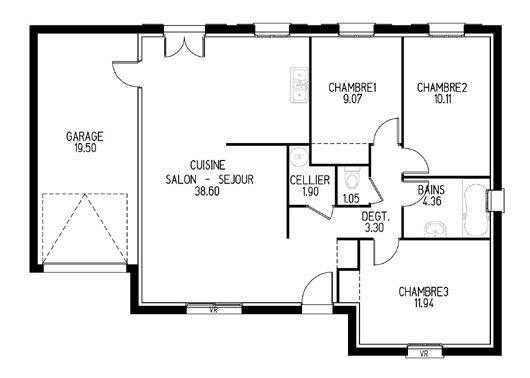 Comment Faire Un Plan D Une Maison Les Plans Dessiner Le